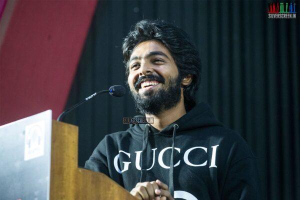 GV Prakash Kumar At The 'Asuran' Audio Launch