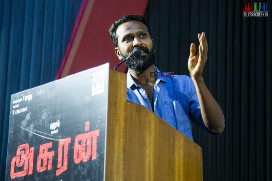 Vetrimaaran At The 'Asuran' Audio Launch