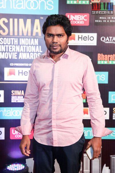 Pa Ranjith At The 'SIIMA Awards - Day 2'