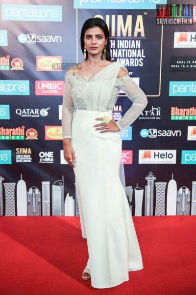 Aishwarya Rajesh At The 'SIIMA Awards - Day 2'