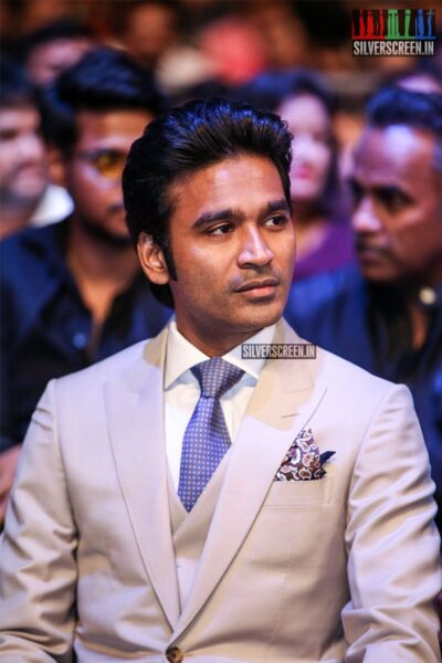 Dhanush At The 'SIIMA Awards - Day 2'
