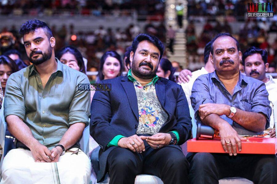 Mohanlal At The 'SIIMA Awards - Day 2'