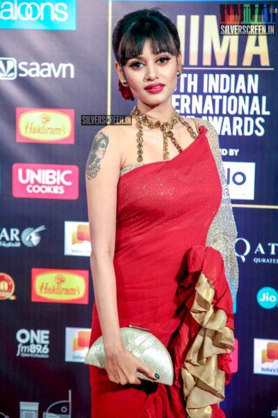 Oviya At The 'SIIMA Awards - Day 2'