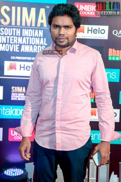 P Ranjith At The 'SIIMA Awards - Day 2'