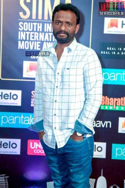 Pandiraj At The 'SIIMA Awards - Day 2'