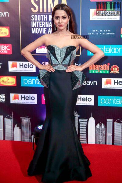 Raiza Wilsom At The 'SIIMA Awards - Day 2'