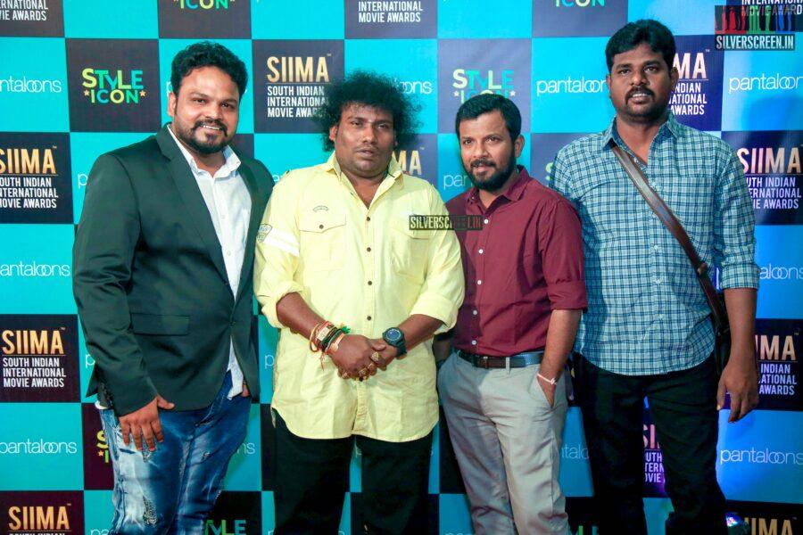 Yogi Babu At The 'SIIMA Awards - Day 2'