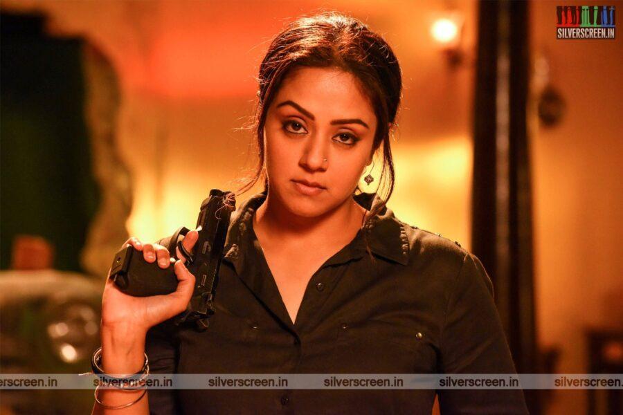 Jackpot Movie Stills Starring Jyothika