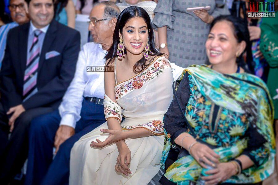 Janhvi Kapoor At The 'Calling Sehmat' Book Launch