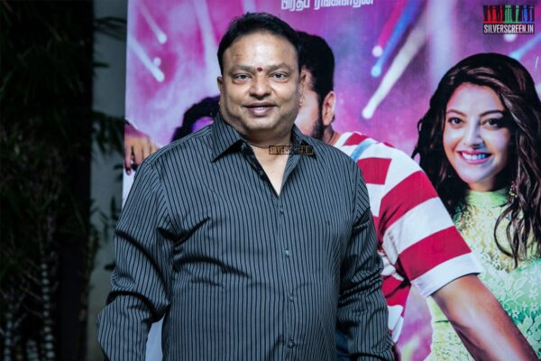 Celebrities At The 'Comali' Press Meet