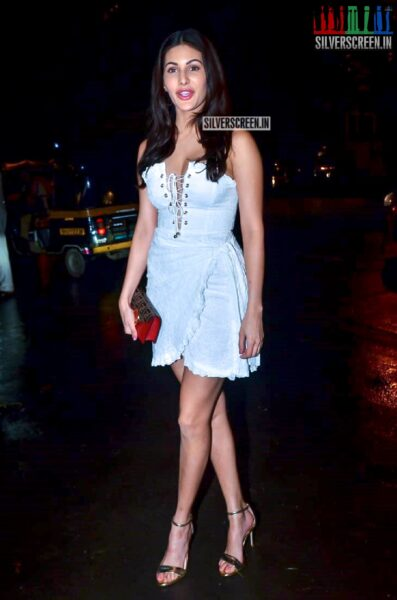 Amyra Dastur At The 'Judgemental Hai Kya' Success Bash