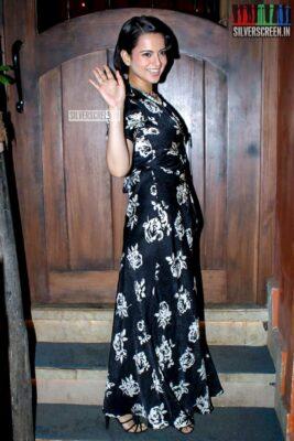 Kangana Ranaut At The 'Judgemental Hai Kya' Success Bash