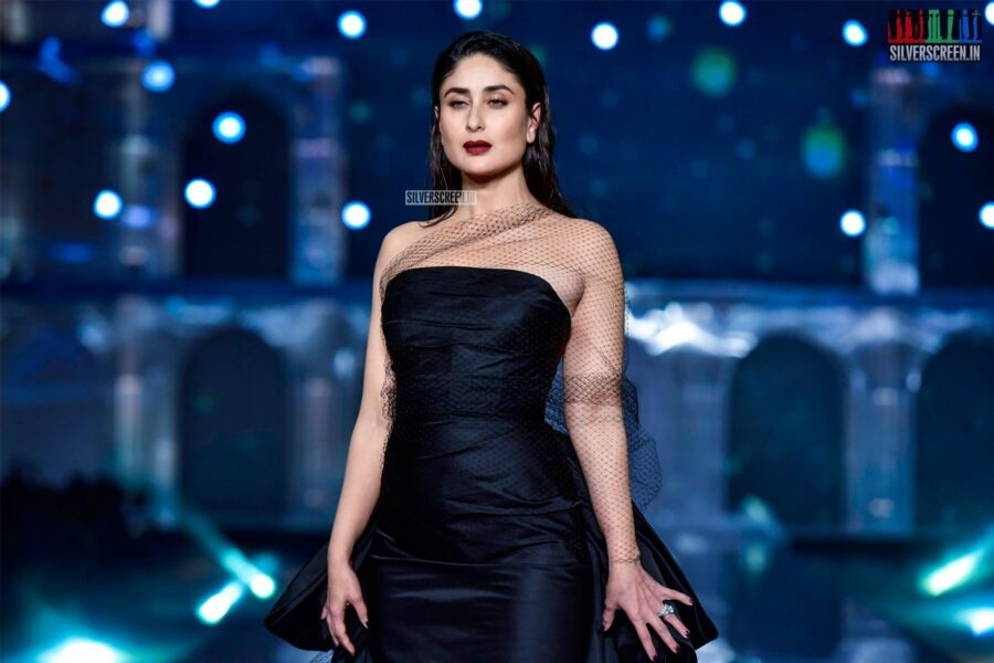 Kareena Kapoor Walks The Ramp For Gauri Nanika At The Lakme Fashion Week 2019 - Day 5