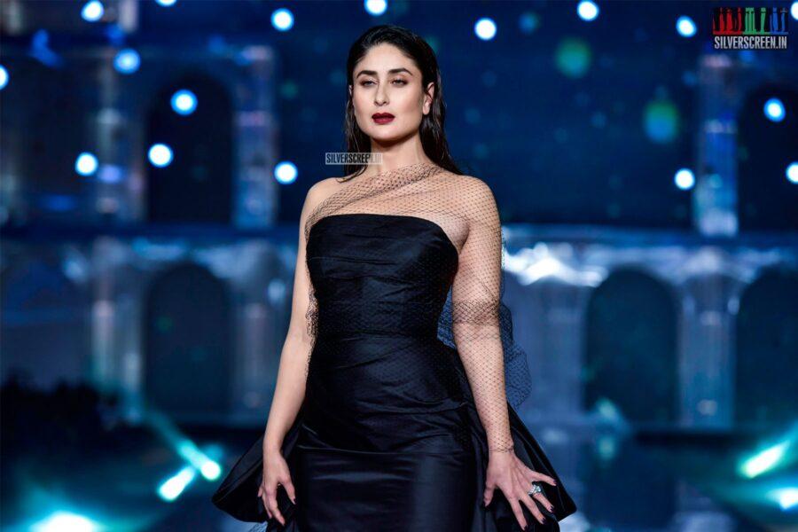 Kareena Kapoor Walks The Ramp For Gauri Nanika At The Lakme Fashion Week 2019 - Day 5