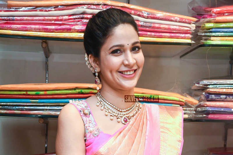 Lavanya Tripathi At Swaroopa Reddy's Boutique Launch