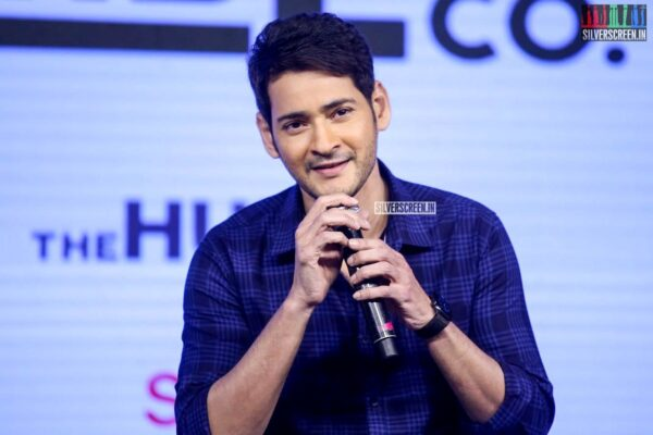 Mahesh Babu Becomes Brand Ambassador For A Clothing Line
