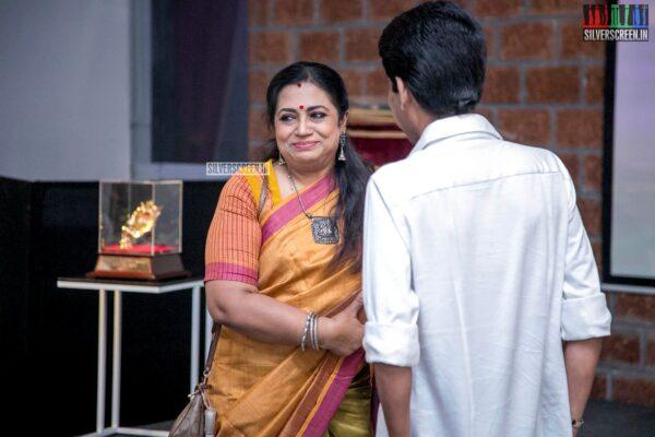 Celebrities At The Gollapudi Srinivas National Award 2019