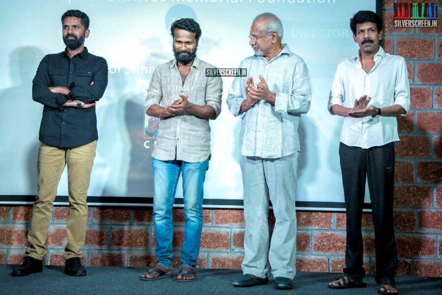 Bala, C Premkumar At The Gollapudi Srinivas National Award 2019