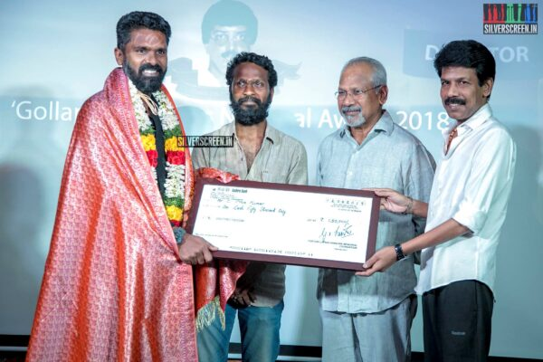 Vetrimaaran, C Premkumar, Bala, Mani Ratnam At The Gollapudi Srinivas National Award 2019