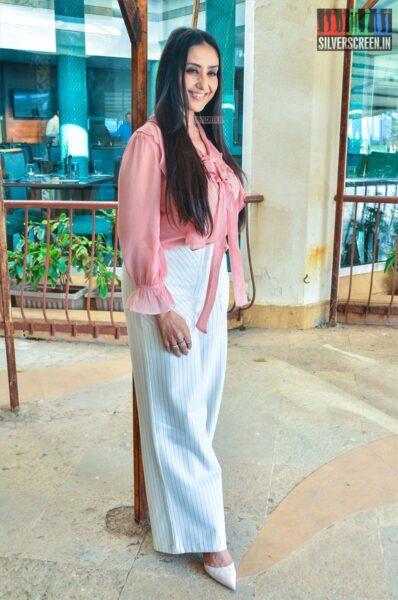 Manisha Koirala Promotes 'Prassthanam'