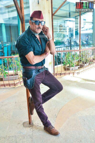 Jackie Shroff Promotes 'Prassthanam'