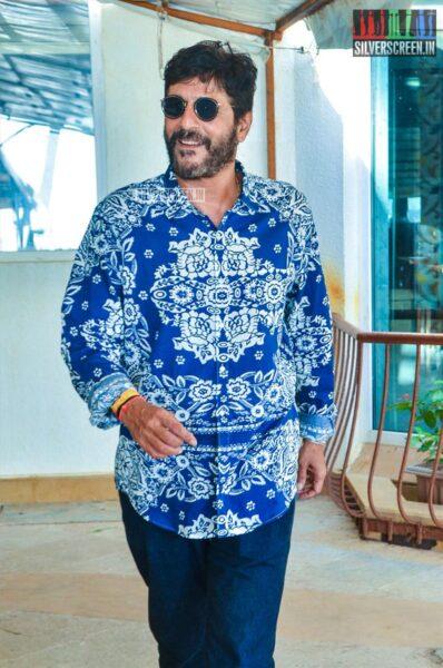 Chunky Panday Promotes 'Prassthanam'