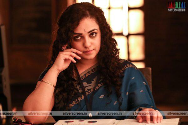 Mission Mangal Movie Stills Starring Nithya Menen