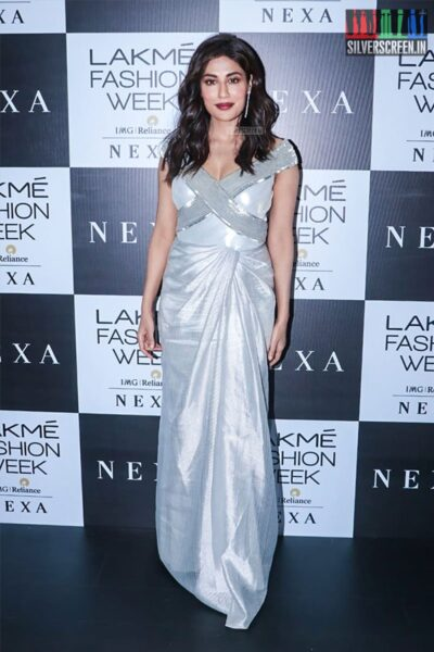 Chitrangda At The Red Carpet Of Lakme Fashion Week 2019 - Day 1