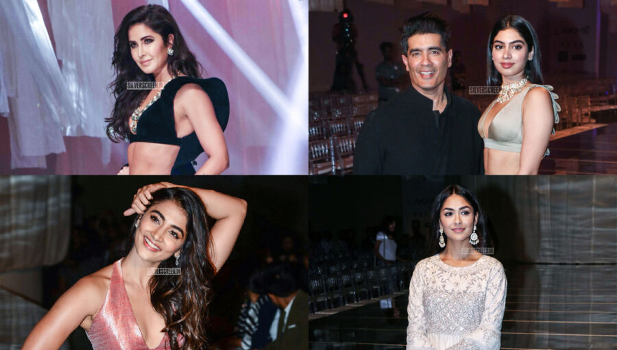 Celebrities At The Lakme Fashion Week 2019