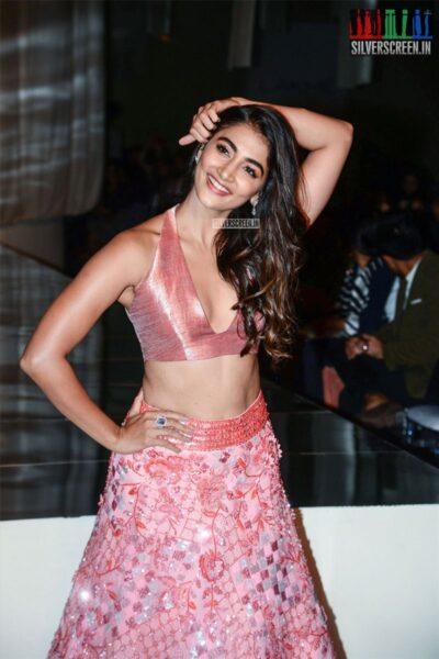 Pooja Hegde At The Lakme Fashion Week 2019