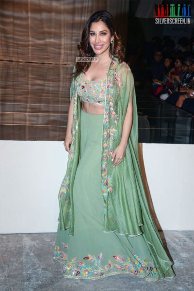 Sophie Choudry At The Lakme Fashion Week 2019