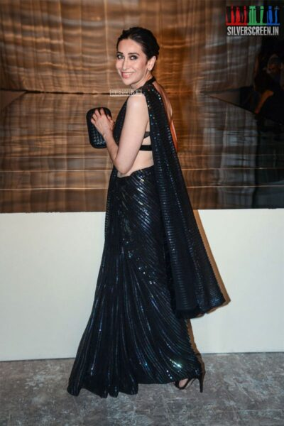 Karisma Kapoor At The Lakme Fashion Week 2019