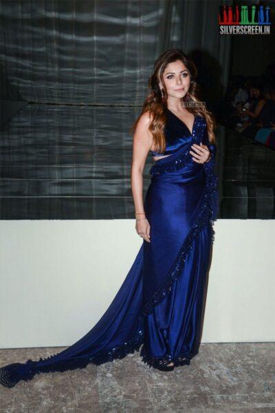 Kanika Kapoor At The Lakme Fashion Week 2019