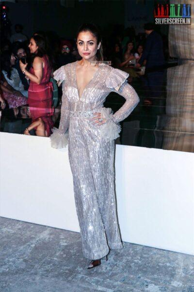 Amrita Arora At The Lakme Fashion Week 2019