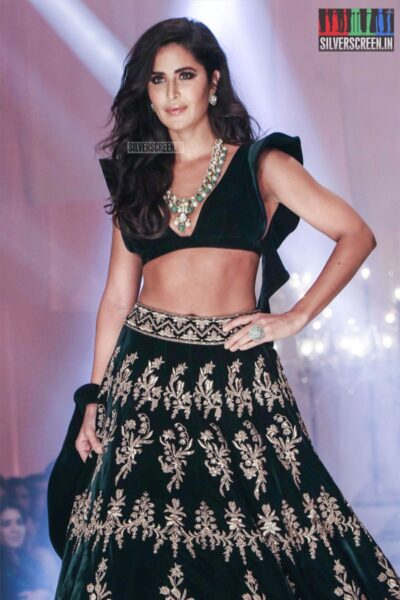 Katrina Kaif At The Lakme Fashion Week 2019