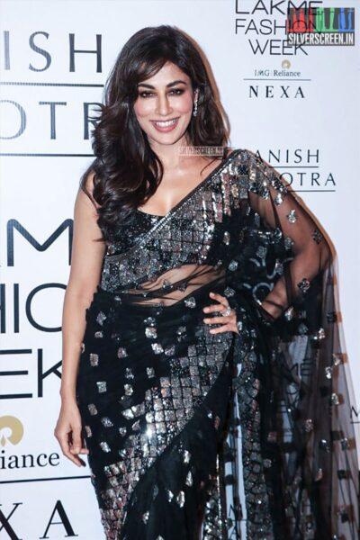 Chitrangda Singh At The Lakme Fashion Week 2019