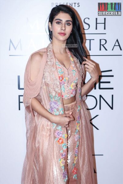 Warina Hussain At The Lakme Fashion Week 2019
