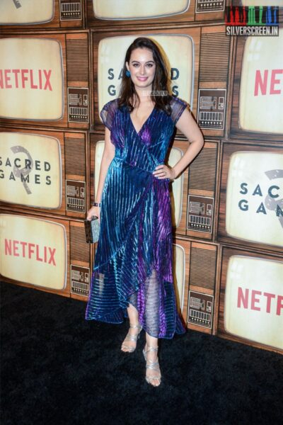 Celebrities At The Sacred Games 2 Premiere