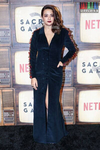 Surveen Chawla At The Sacred Games 2 Premiere