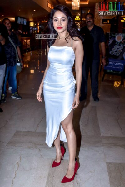 Nushrat Bharucha At The 'Dream Girl' Trailer Launch