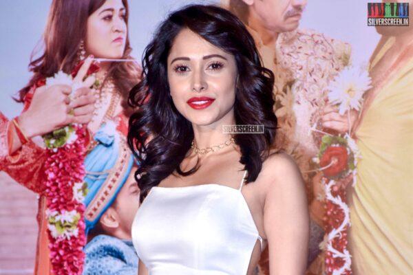 Nushrat Bharucha At The 'Dream Girl' Trailer Launch