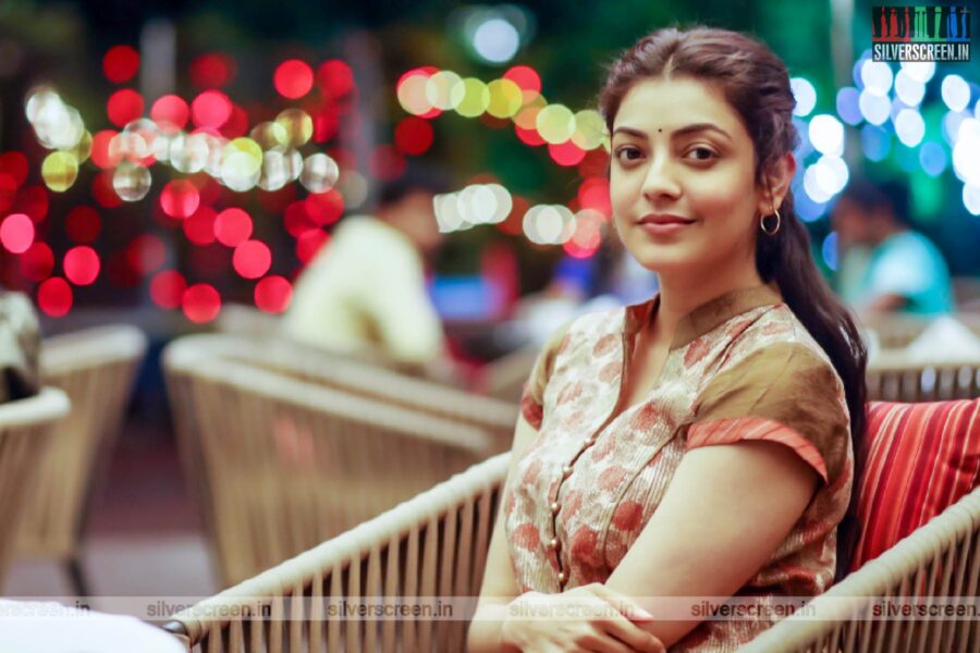 Paris Paris Movie Stills Starring Kajal Aggarwal