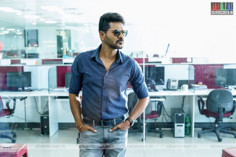 Pon Manickavel Movie Stills Starring Prabhu Deva