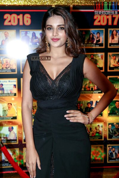 Nidhhi Agerwal At The Sakshi Excellence Awards