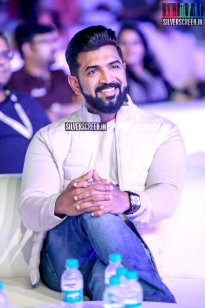 Arun Vijay At The 'Saaho' Pre Release Event