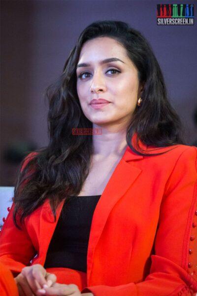 Shraddha Kapoor At The 'Saaho' Press Meet