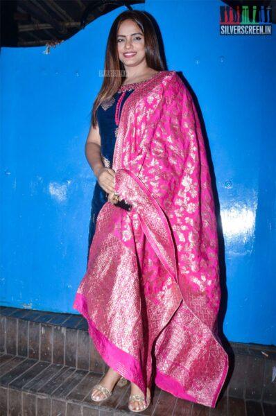 Neetu Chandra At The 'Emmay Entertainment' Party