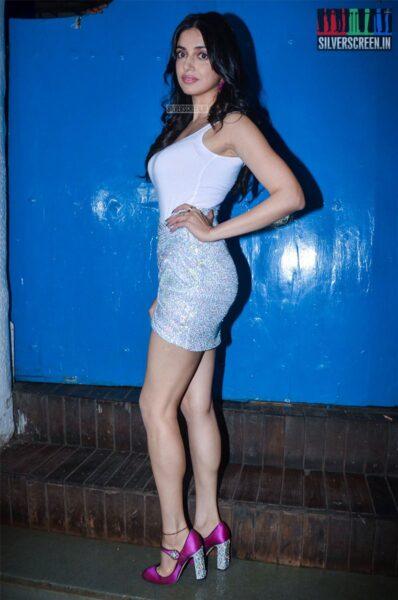 Divya Khosla Kumar At The 'Emmay Entertainment' Party