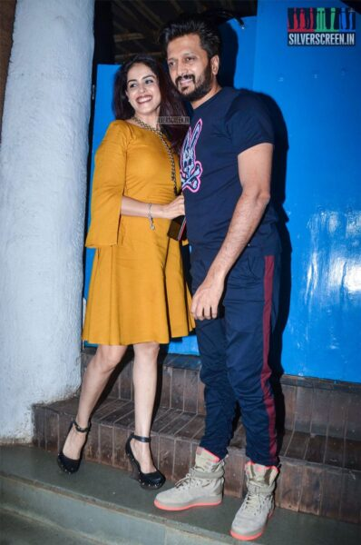 Genelia At The 'Emmay Entertainment' Party