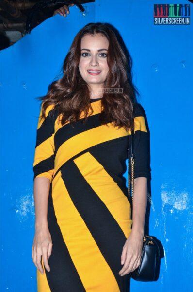 Dia Mirza At The 'Emmay Entertainment' Party